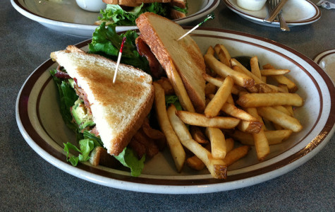 """""""The BLT sandwich is just one of the hundred-plus items on the menu at Peter's Café."""""""