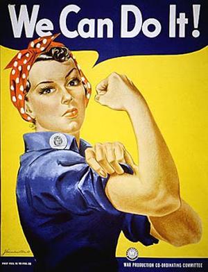 Commemorating women's history