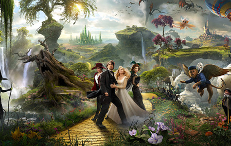 """Oz: The Great and Powerful""- a modern look to a children's classic"
