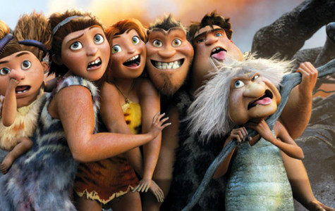 """The Croods"": a visually stunning albeit disjointed flick"