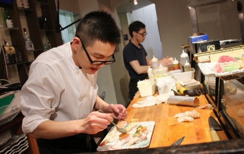 Amami Sushi: So Fresh so Clean