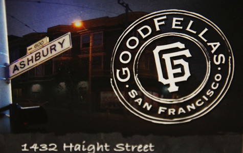 Goodfellas features a large amount of t-shirts and hats of every variety.