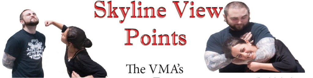 Skyline View Points - The VMA's