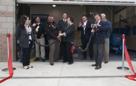 Electric Vehicle Charging Infrastructure installation and opening celebrated