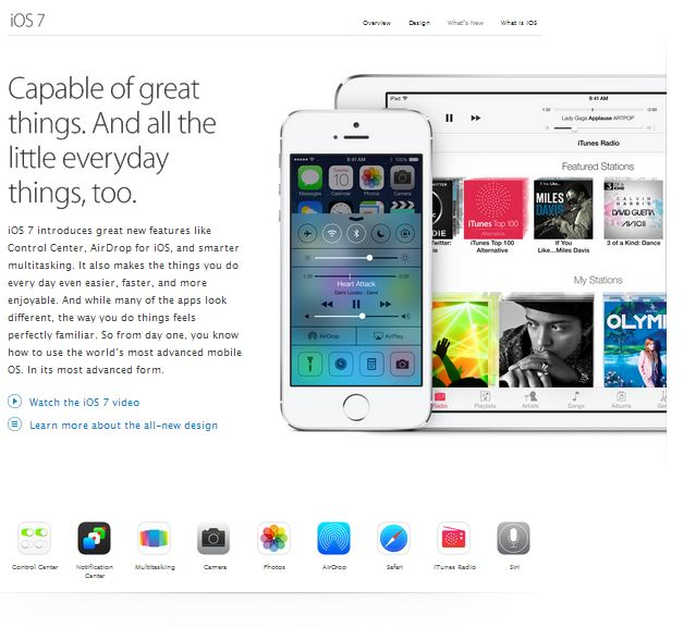 iOS+7%3A+Pros+and+Cons