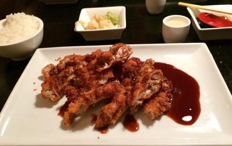 Sushi and Sake date!