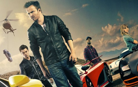 """Need for Speed"" review: Revving up for mindless fun"