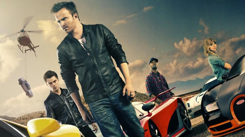 Aaron+Paul+goes+from+cooking+meth+as+Jesse+Pinkman+to+behind+the+wheel+as+Tobey+Marshall+in+the+film+adaptation+of+the+popular+racing+game+franchise%2C+%22Need+for+Speed%22.