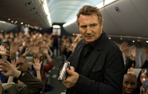 """Non-Stop"" review: Liam Neeson is back, and this time he's up in the sky"