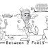 Editorial Cartoon Cartoon – Between two fools