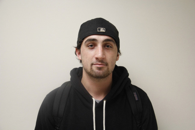 Brandon Conrad is making headway as a full-time student with a positive attitude and ambitions for the future.
