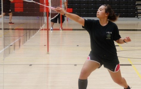 Trojan Athlete's Profile: Badminton player Carla Montanes