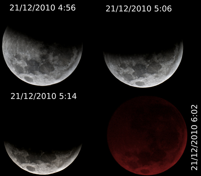 Total eclipse of the moon kicks off month of astronomical marvels