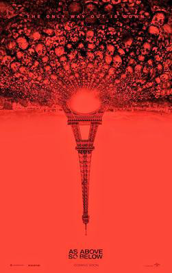 """""""As Above, So Below"""" review: Interesting premise but ultimately fails in execution"""