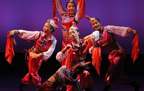 Skyline Speaks: China Dance School performance