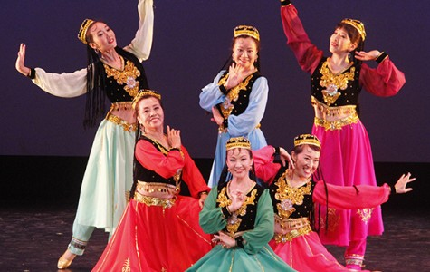 China Dance school showcases Skyline's diversity
