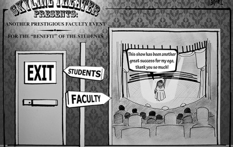 Editorial Cartoon: Another prestigious event