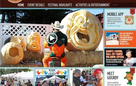 Half moon bay presents the Art & Pumpkin Festival