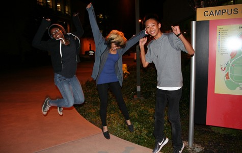 Skyline students rejoice after Giants win