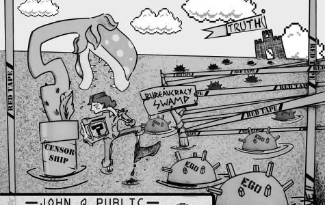 Editorial Cartoon: Red Tape