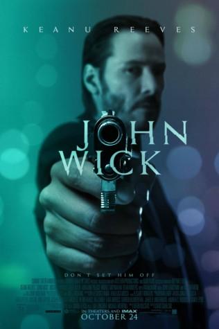 "Keanu Reeves returns with ""John Wick"""