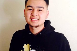 A photo of Skyline College student Andre Apodaca, who died over the break.