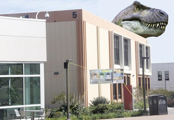 Skyline could become dinosaur containment facility