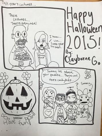 Artistic License: Happy Halloween!