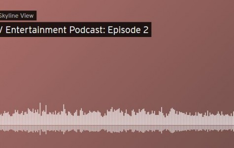 TSV Entertainment Podcast: Episode 2
