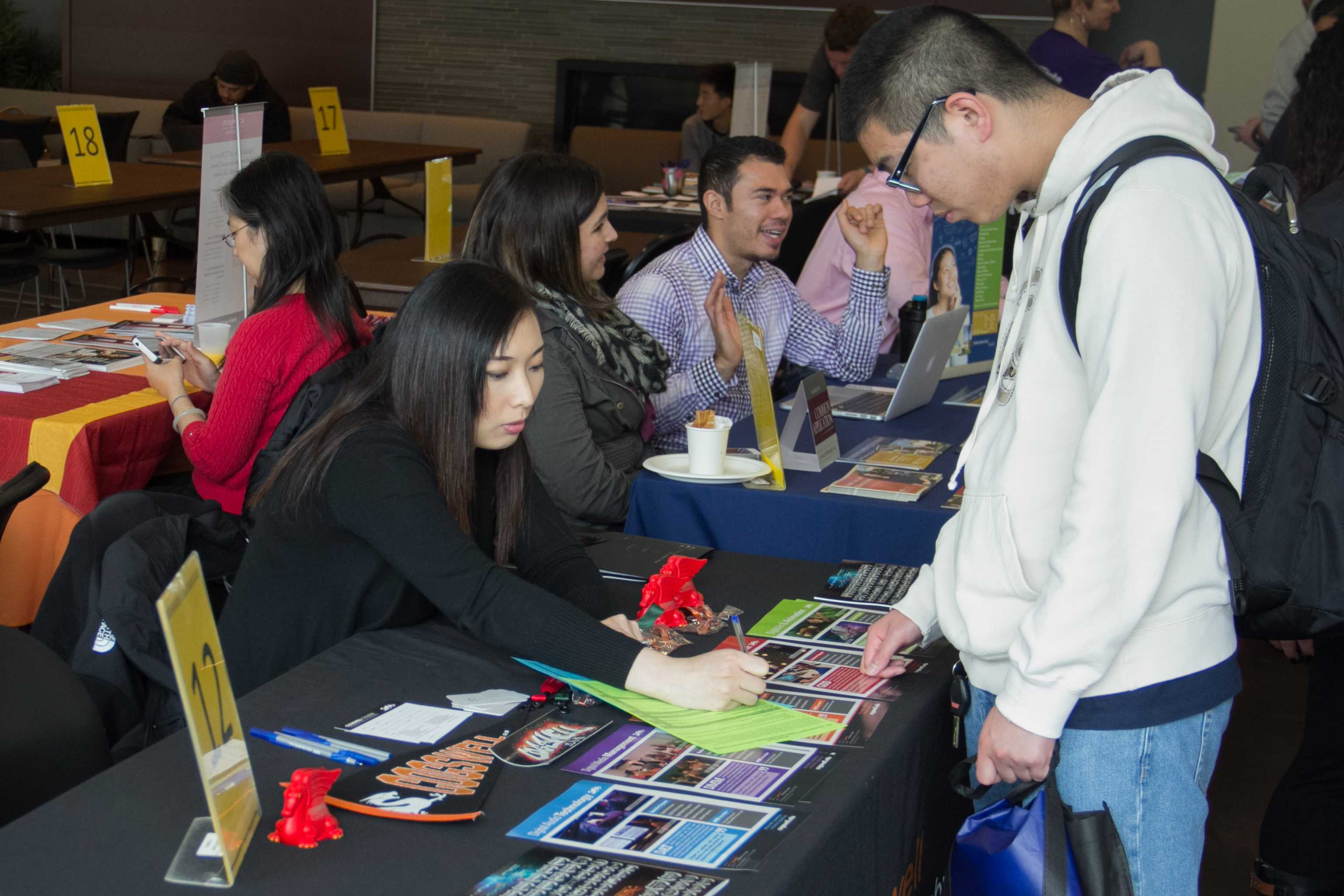 Skyline Transfer Fair gives students options