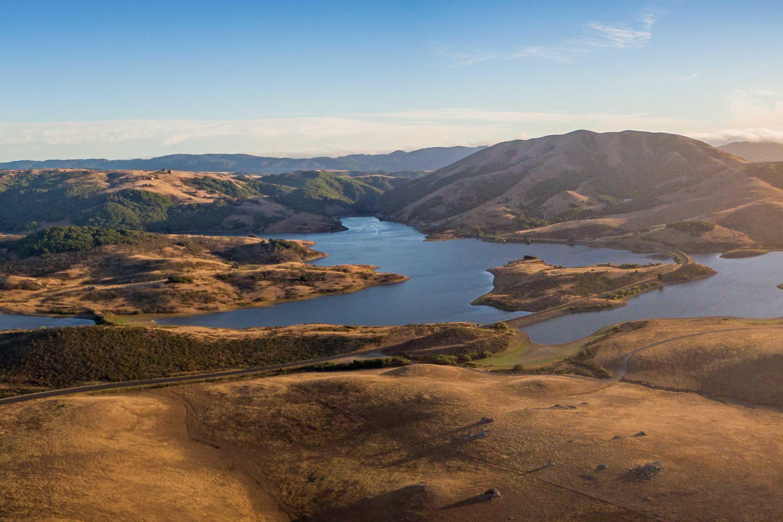 El Niño helps local reservoirs