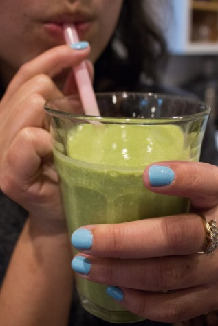 Matcha smoothies are great alternatives to coffee for those looking for a boost of energy without the crash.