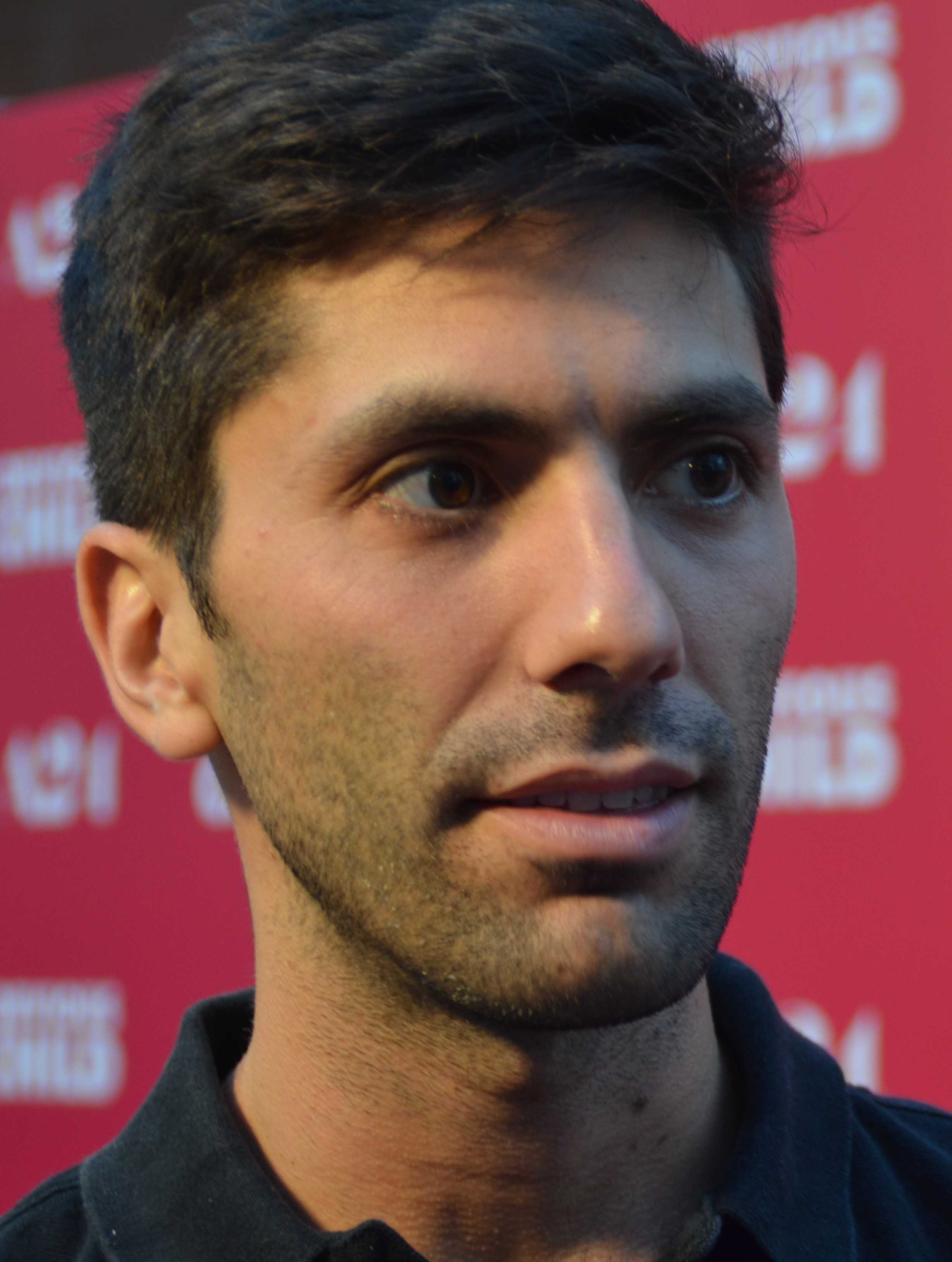 Nev Schulman, host of MTVs Catfish and Suspect. Schulman co-hosts Suspect with iO Tillet Wright.