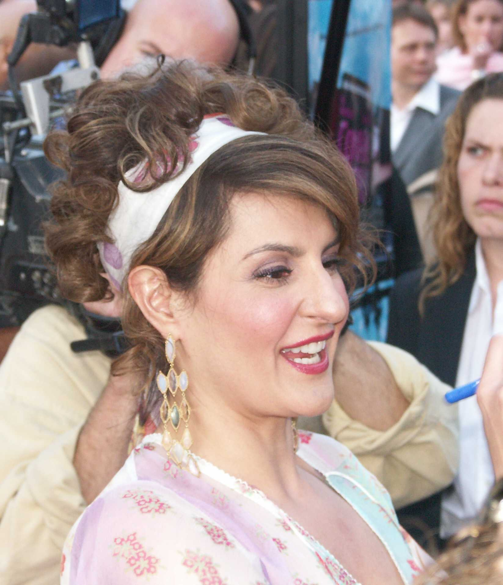 Nia Vardalos returns to her role as Toula Portokalos, in My Big Fat Greek Wedding 2.