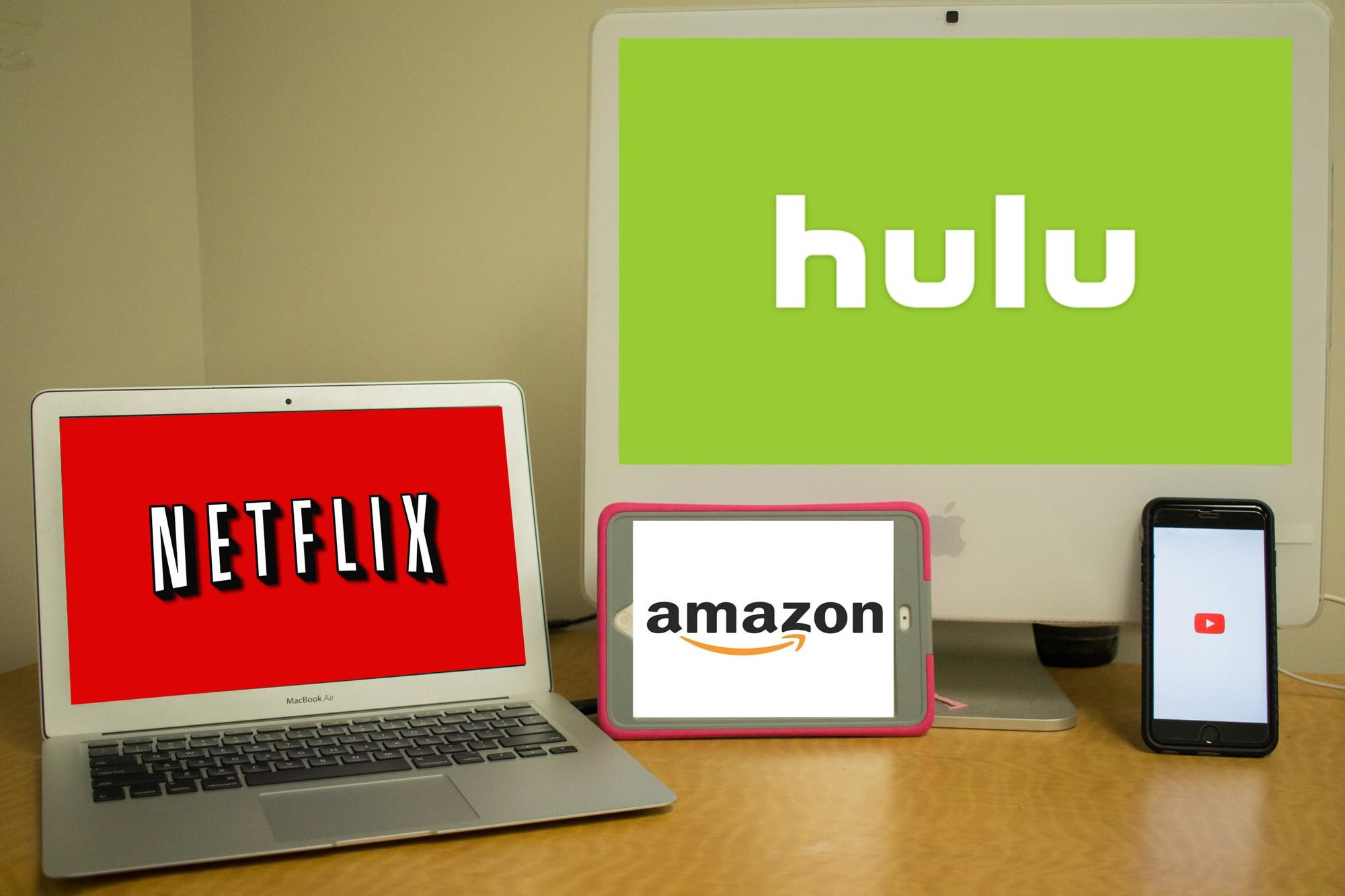 Many people have left regular TV programming and now choose online streaming services such as Amazon Instant Video, Hulu, Netflix, and YouTube.