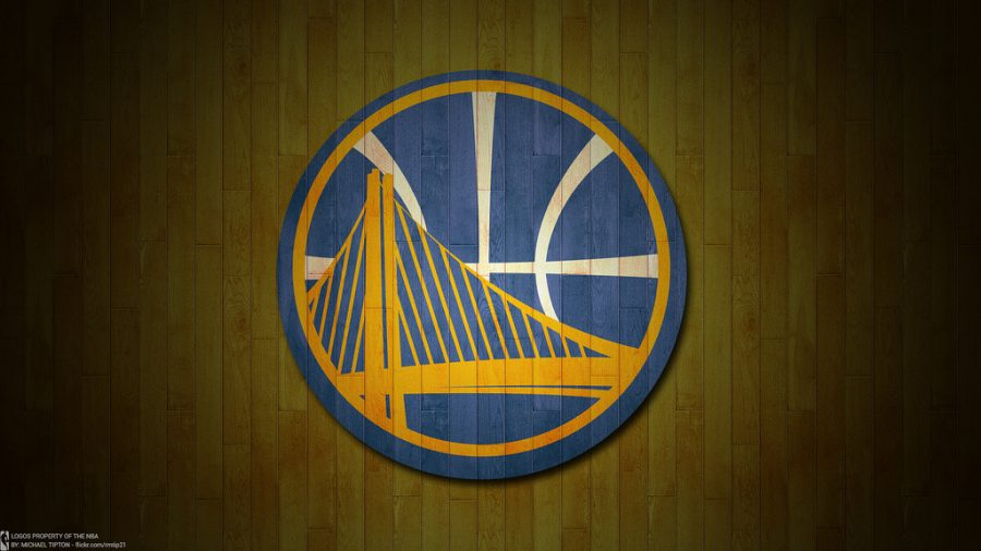 Team logo the Golden State Warriors.