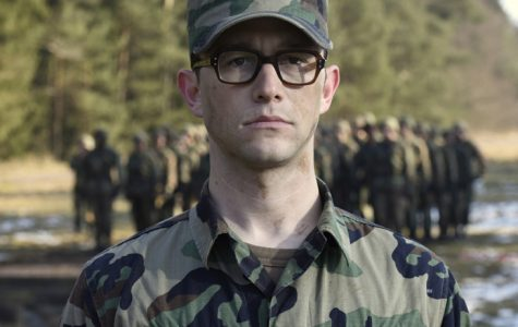 Snowden was in the Army prior to joining the CIA and NSA.