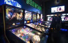 Brewcade offers a great selection of games and brews for someone to enjoy.