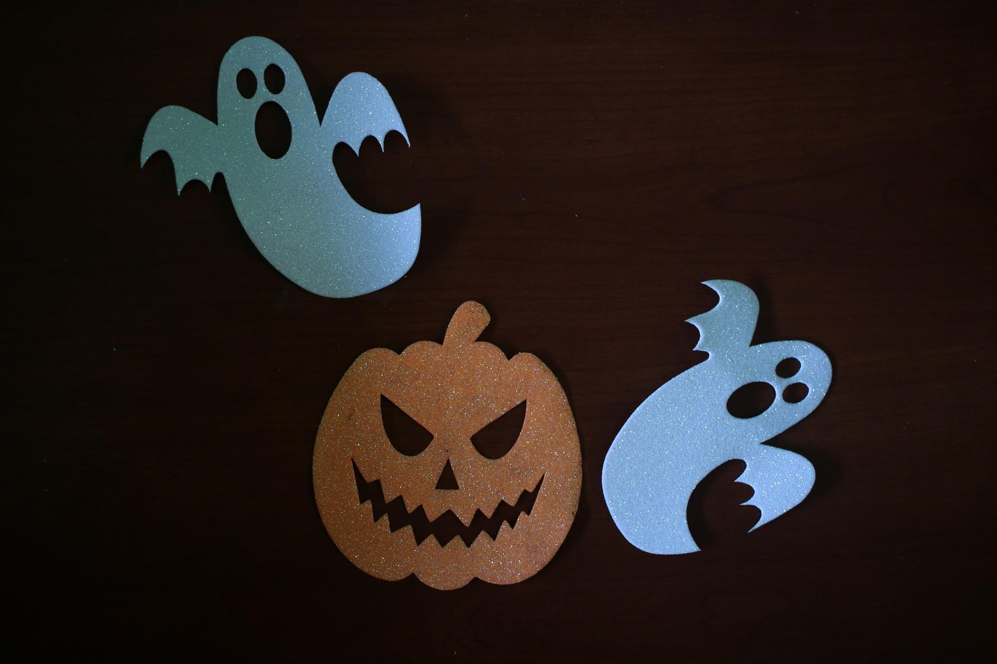 Three things to do on Halloween