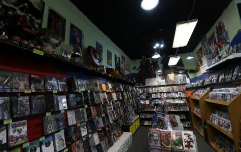 Offers cheap comic books and great collectible, what more can you ask for?