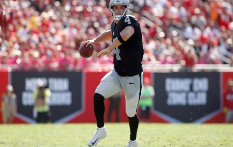 Derek Carr is the mid-season MVP