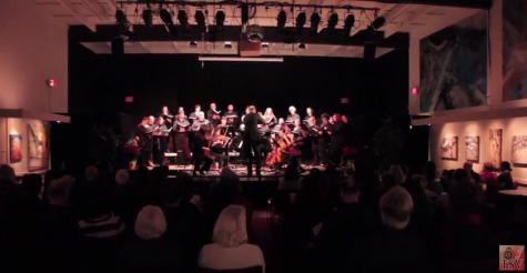 Skyline College Choir Christmas Show