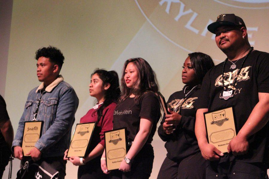 Scholarship+winners+at+RTSB.