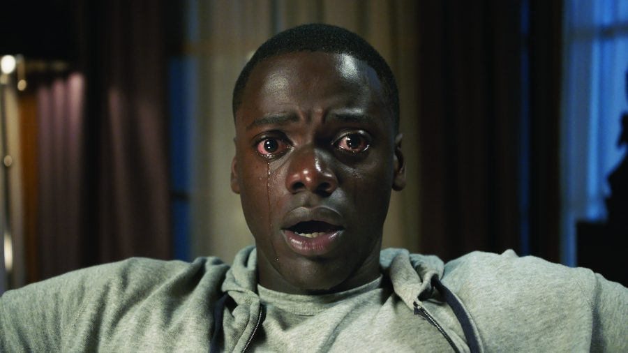"""Daniel Kaluuya as Chris Washington in Universal Pictures' """"Get Out,"""" a speculative thriller from Blumhouse and the mind of Jordan Peele. Photo Credit Universal Pictures."""