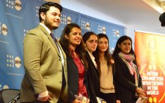 Skyline siblings spoke at United Nation conference for a cause