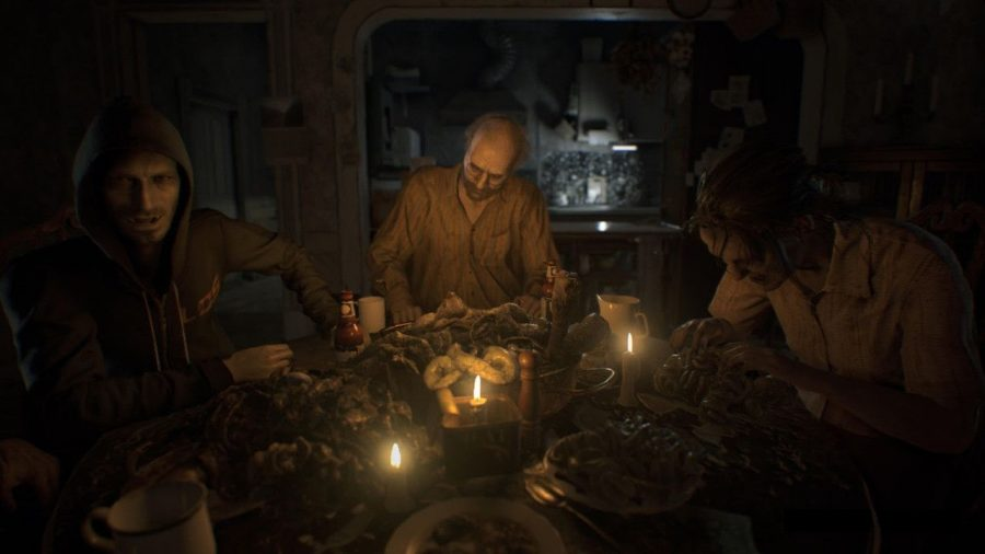Capcom went back to its roots in new Resident Evil