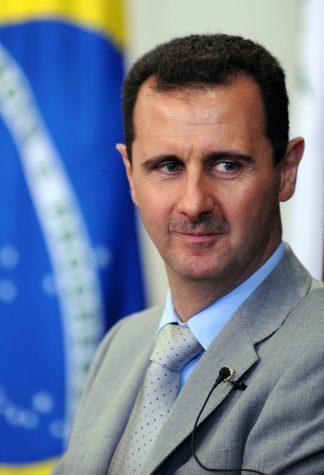 Bashar al-Assad, the Syrian president.