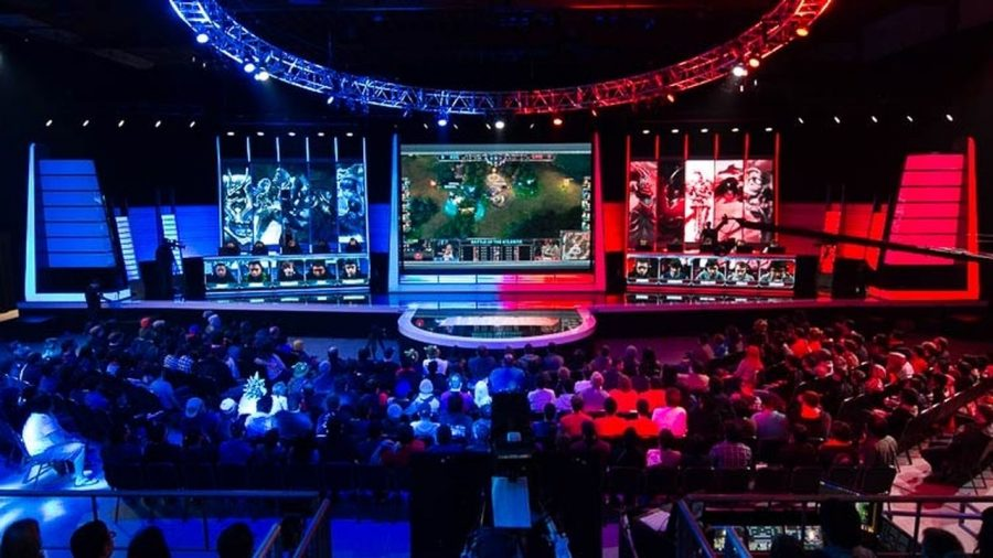 North American League of Legends tournament on March 5, 2016.