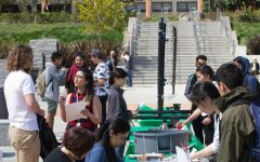 Environmental club showcases sustainability at Skyline College