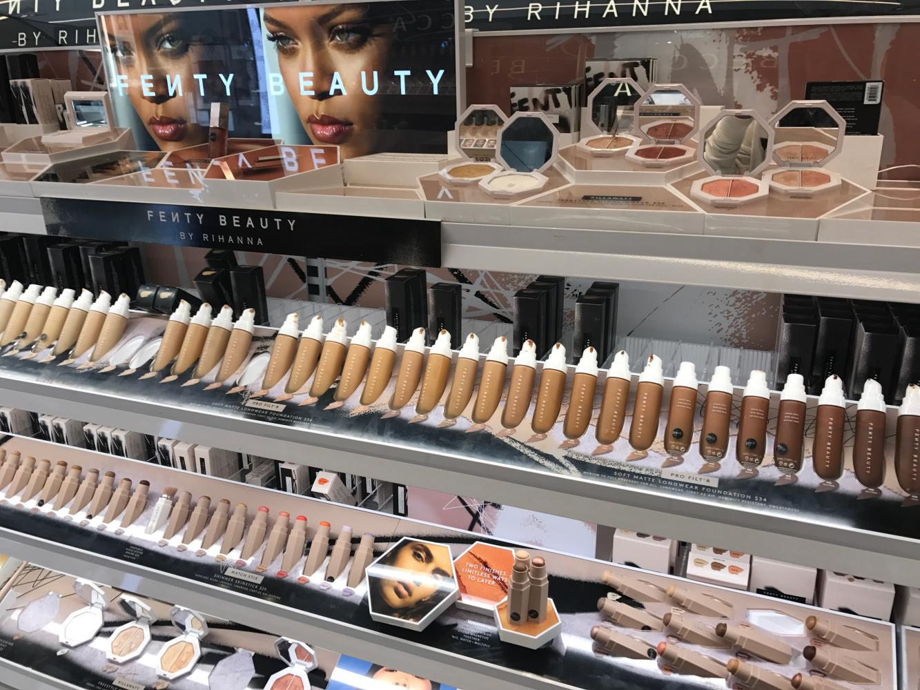 Fenty Beauty stands above the rest